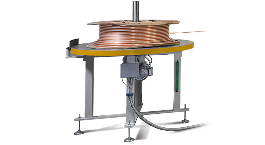 4-RUNNER - Fully electric system for straightening, cutting, bending and shaping of the coil tube