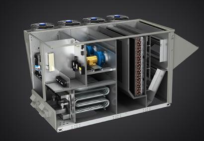 HVAC-Systeme von AAON INC   aus Sicht der Auftragsfertigung