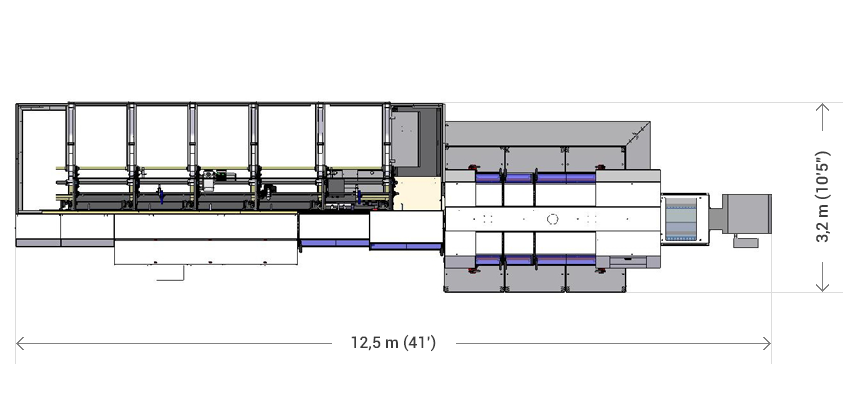 EM80 - Configuration de base de la machine