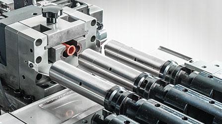 Módulo de deformado para dobladoras de tubos a partir de bobina