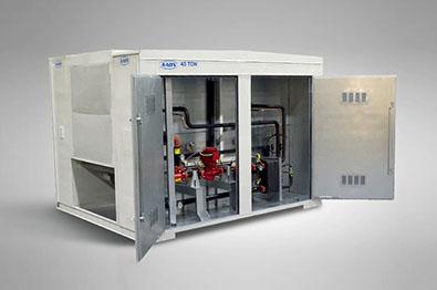 Системы отопления, вентиляции и кондиционирования воздуха  AAON Inc