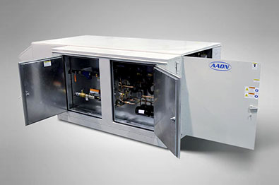"AAON Inc HVAC systems from a ""make-to-order"