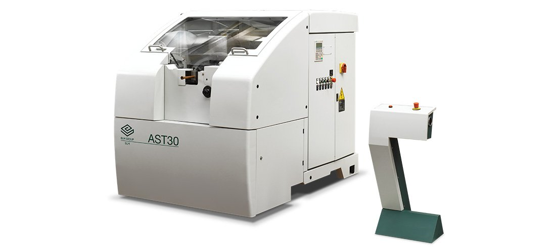 AST30 - Hydraulic end-forming machine for tubes up to 40 mm in diameter and thrust up to 80 kN
