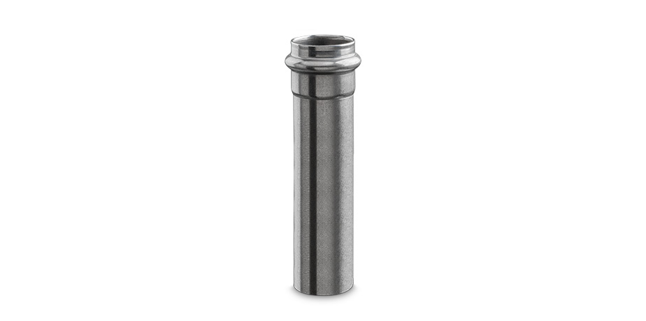 Umgeformtes Rohr für Armaturen