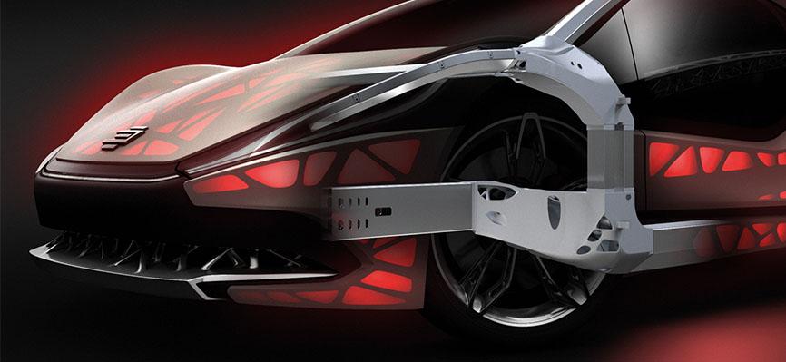 EDAG - Schnelle Prototypenherstellung mit Laserschneiden und Biegen