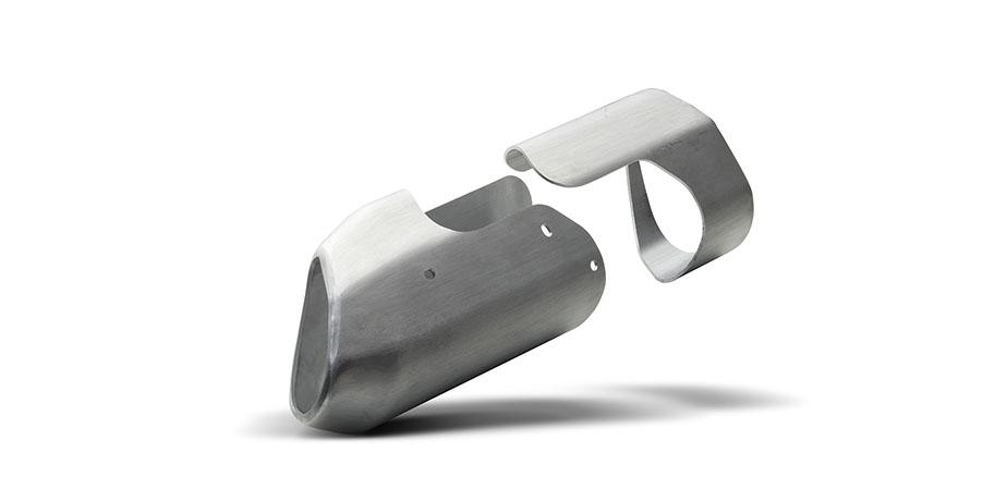 Ventajas del corte láser 3D del tubo de escape de una motocicleta de carreras