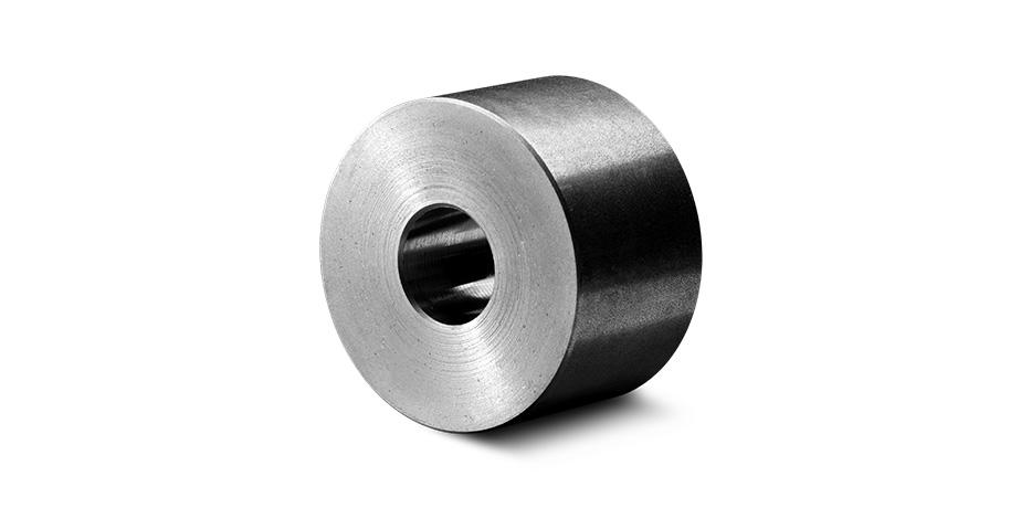 Roller for bearing mechanical sector