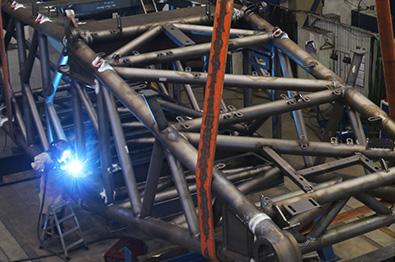 GFT Gothaer Fahrzeug Technik - Building big with laser cutting