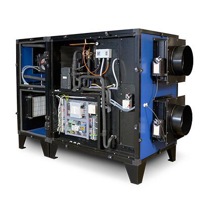 Heizung, Lüftung und Klima (HVAC)