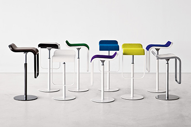 Lapalma - Estilo, materiales y tecnología son los secretos de las sillas de diseño