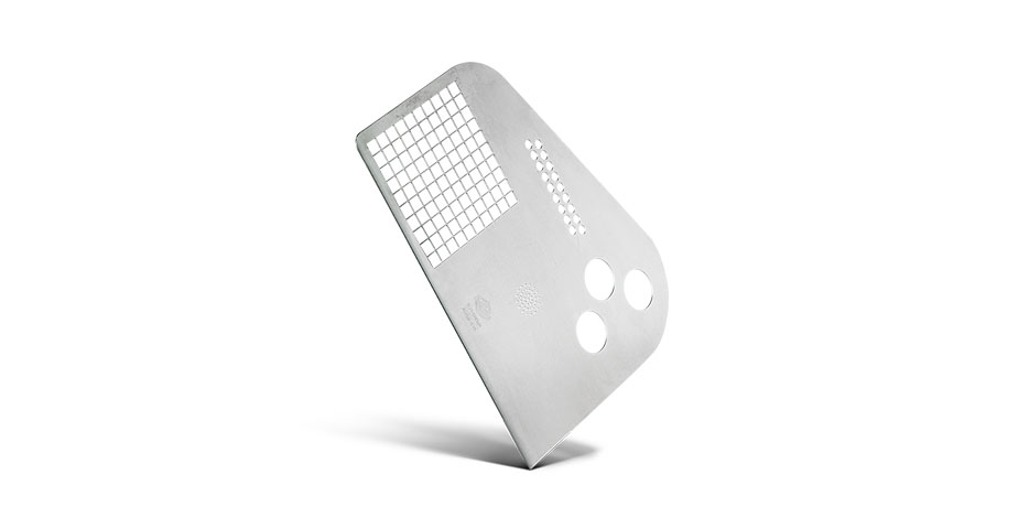 Thin steel sheet for household appliance housing