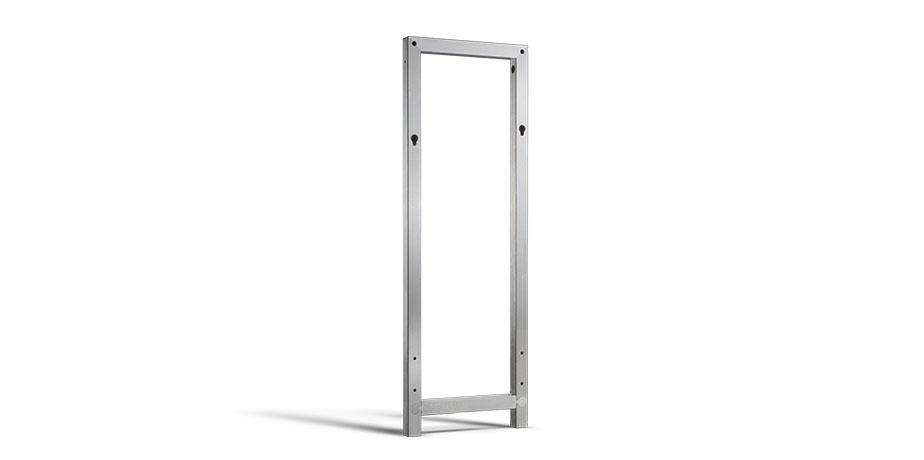 Tubular steel frames