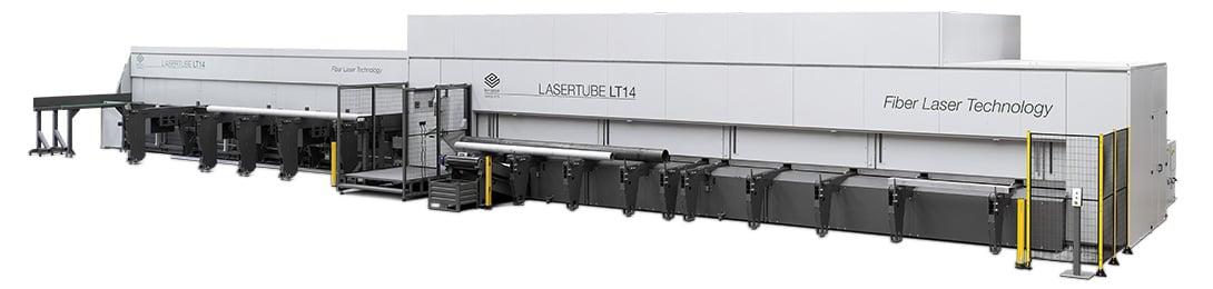 Configurazione base LT14 FIBER