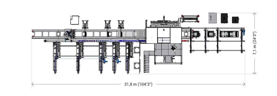 LT14: Carga 12 m (39'4