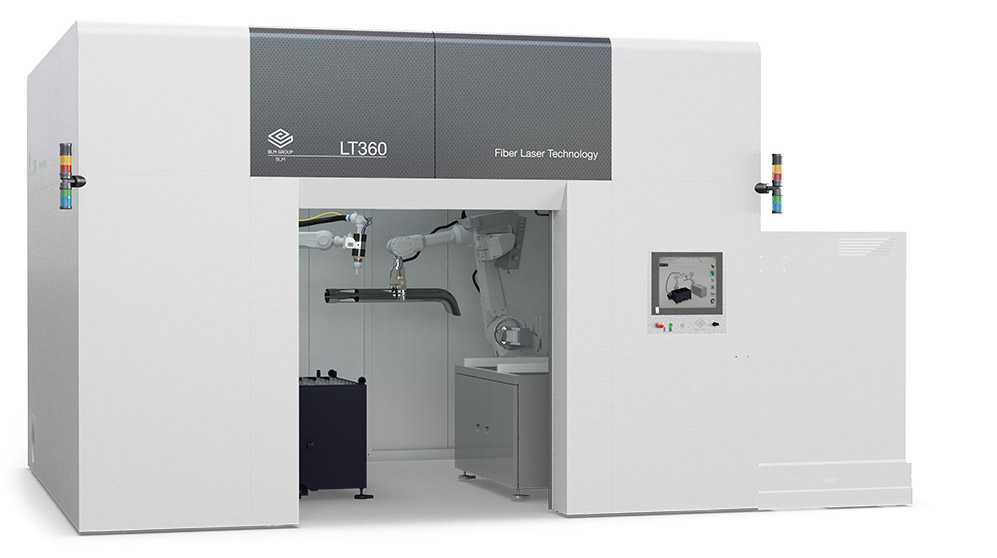 LT360 - Système de découpe laser 3D