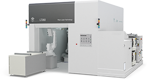 LT360 5-axis 3D laser cutting system configurations
