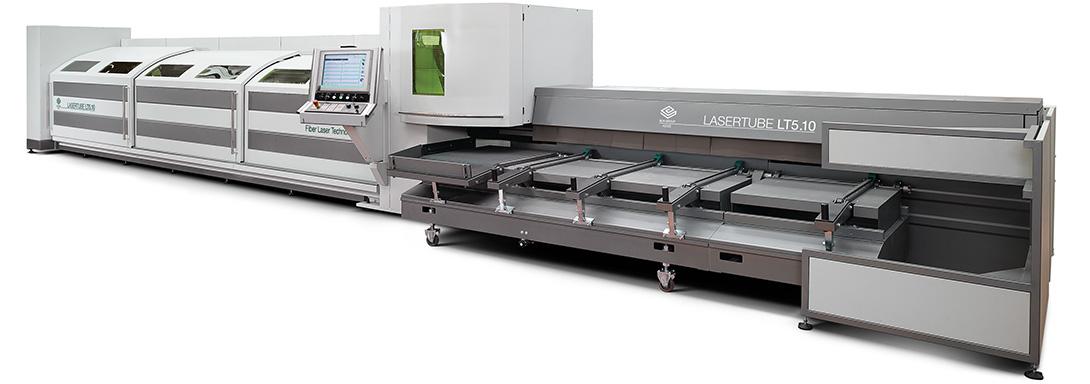 LT5.10: система начального уровня, чтобы шагнуть в мир Lasertube