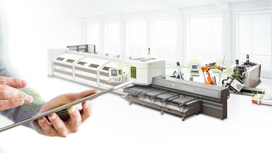 Intégrez les différentes technologies d'usinage du tube