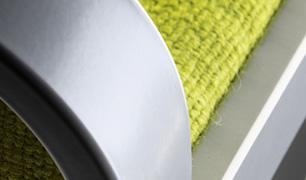 Sedie di design realizzate con curvatubi cnc-Palma