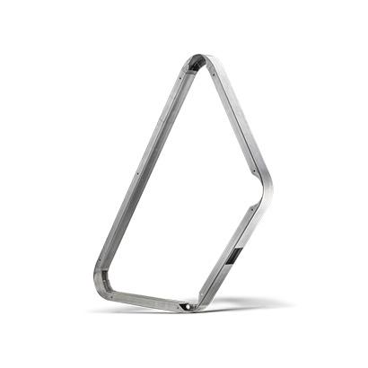 Elemento di mobile d'arredo fatto con il taglio piega su lasertube