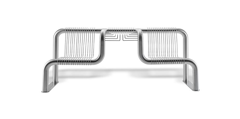 Aus Rohren hergestellte Designer-Lampen
