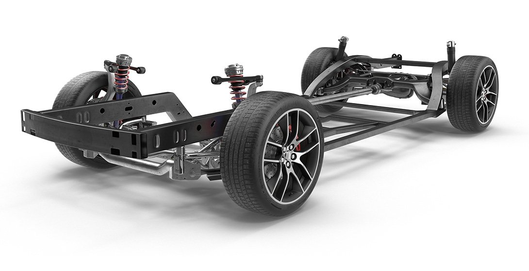 Automotive chassis
