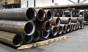 Carpenteria metallica pesante con la tecnologia Lasertube