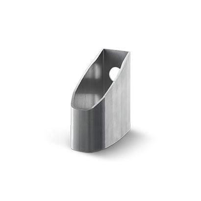 Peça confeccionada com sistema de corte a laser para tubos de qualquer seção e perfis